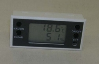 digitale thermo- / hygrometer