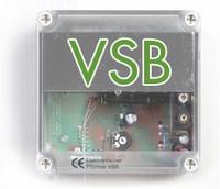 Hokopener VSBb, batterij uitvoering