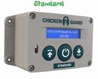Hokopener Chickenguard Standard voorzien van schakelklok
