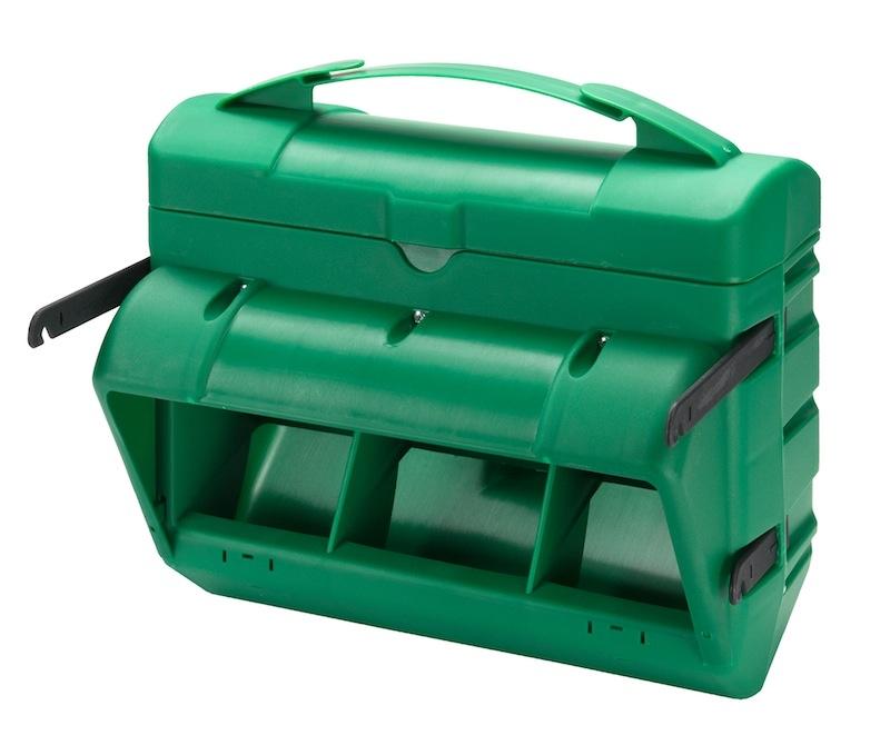 voerbak groen gaasmodel