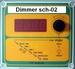 Lichtdimmer sch-02